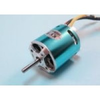 Двигатель бесколлекторный 3500KV Outrunner Brushless Motor W/Pinion for 450 Class Helicopters