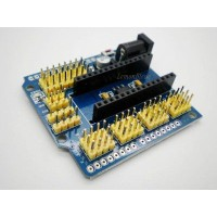 Плата расширения Nano I/O Expansion Shield For Arduino Duemilanove UNO Nano