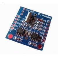 Плата расширения Arduino I2C RTC DS1307 AT24C32 Real Time Clock Module