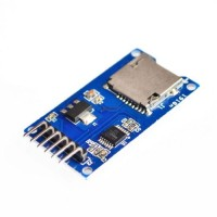 Плата расширения Micro SD card mini TF card reader module SPI interfaces with level converte