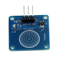 Плата расширения Capacitive touch switch module TTP223B