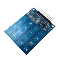 Плата расширения TTP229 16 Channel Digital Capacitive Switch Touch Sensor