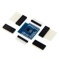 Плата расширения  DS18B20 Temperature Sensor Shield Wemos D1 Mini