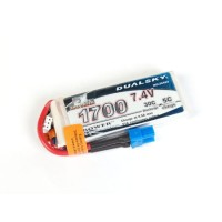 Аккумулятор LI-PO 7.4V 1700mAh 2S1P 5C charge (XP17002EX)