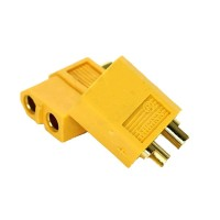 Разъем  XT60 Connectors Male/Female 1 пара (2pc)