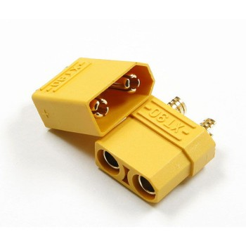 Разъем XT90 Battery Connector Set Male/Female
